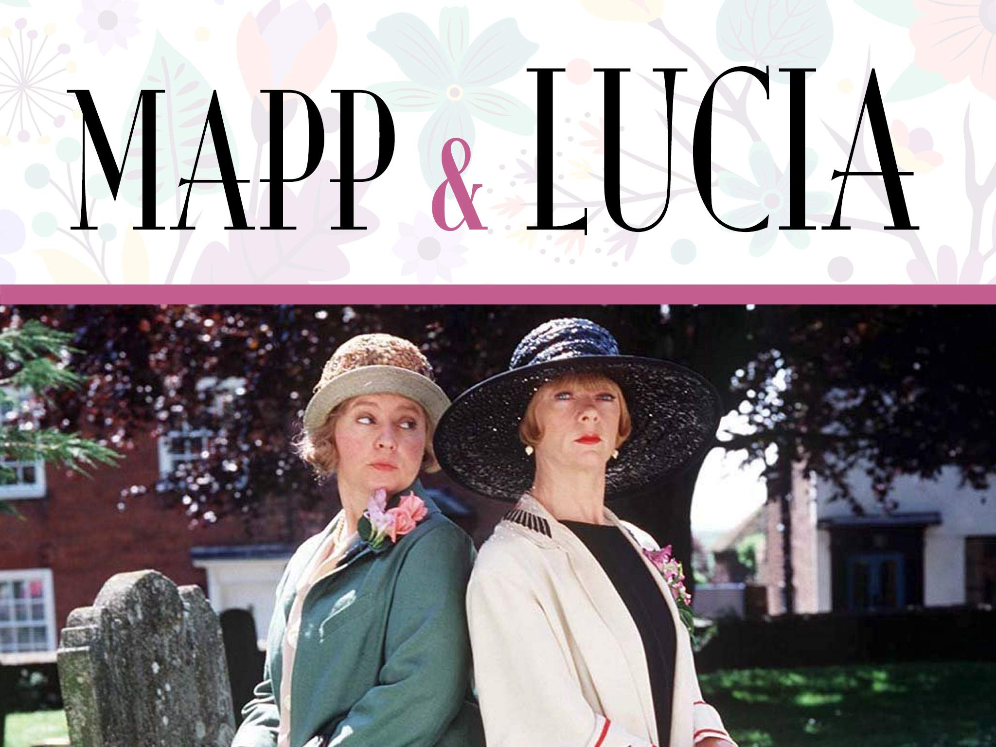 Watch Mapp & Lucia - Series 1 | Prime Video