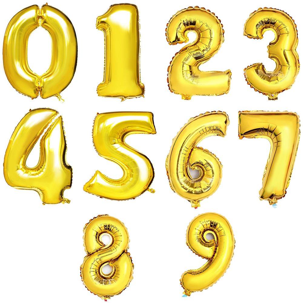 7 pc 90th Elegant Happy Birthday Sparkles Balloon Bouquet Black Damask Silver