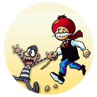 Chacha Chaudhary and Smuggler