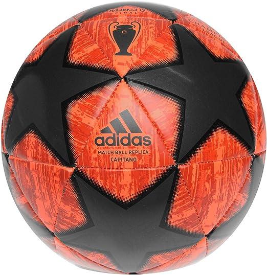 adidas Champions League Fútbol los niño (Naranja Solar,Madrid 2019 ...