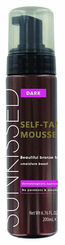Sunkissed Instant Tan Mousse, Dark Bronze 200 ml 105412896