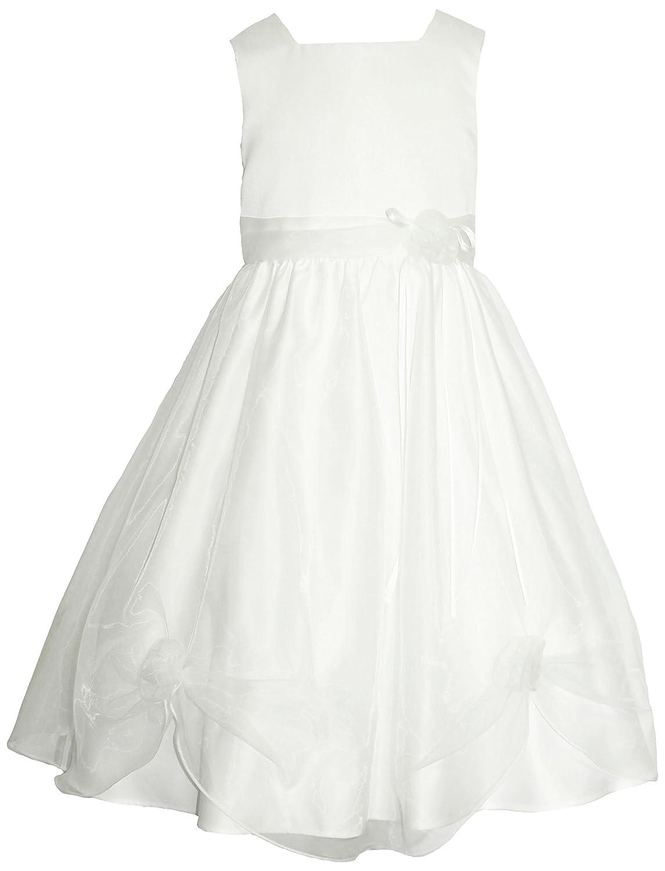 Atemberaubend Weiße Partykleider Für Mädchen Galerie - Brautkleider ...