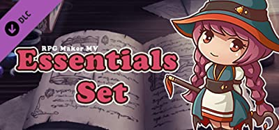 RPG Maker MV DLC: Essentials Add-On [Online Code]