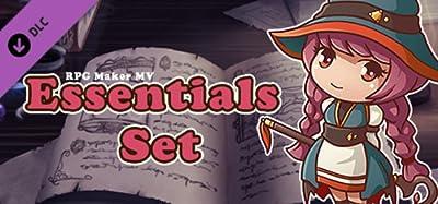 RPG Maker MV DLC: Essentials Add-On for Mac [Online Code]