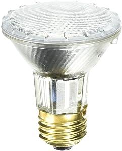 Westinghouse Lighting 3685000, 38 Watt 500 Lumen PAR20, 30° Beam 2000 Hour 120 Volt Halogen Light Bulb
