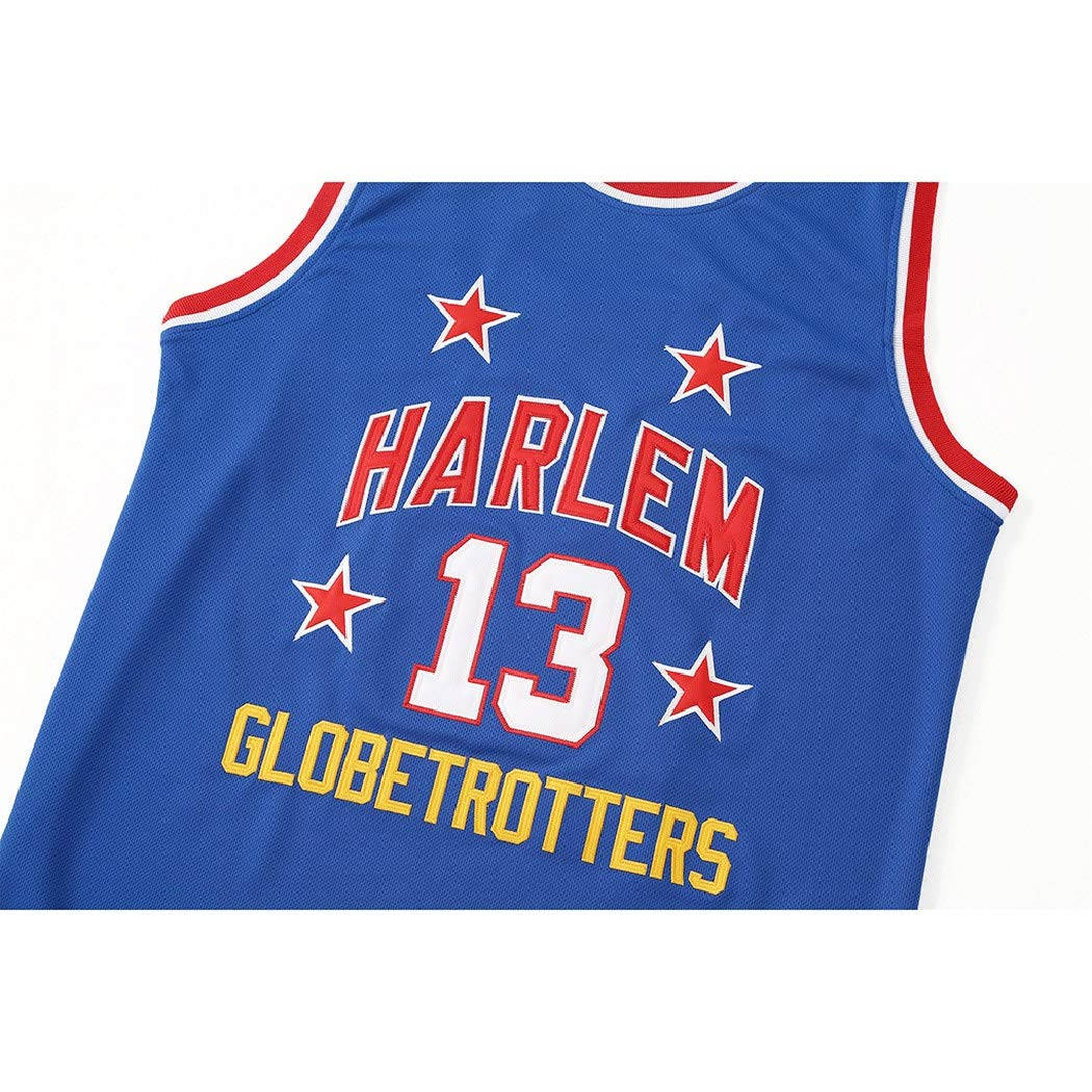 Chamberlain # 13 Hombres del Jersey de Baloncesto, versión ...