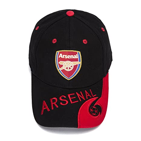510ca1ee497 Amazon.com   FOOT-ACC Arsenal Cap Soccer Cap Hat New Season ...