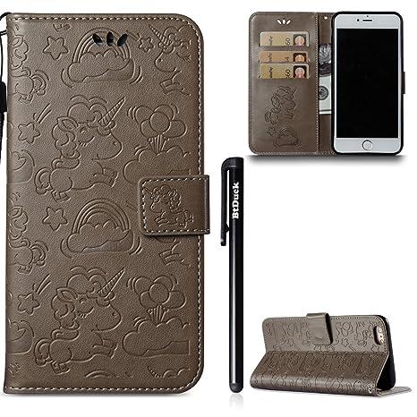 custodia iphone 6 plus con portasoldi