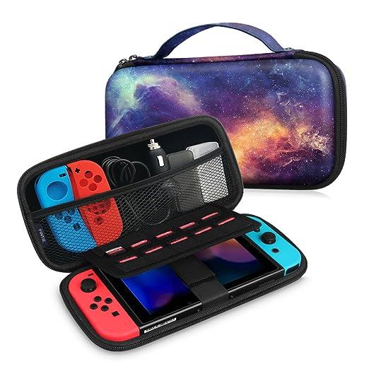 1 opinioni per Fintie Custodie per Nintendo Switch, Portatile Case protettiva da Viaggio in EVA