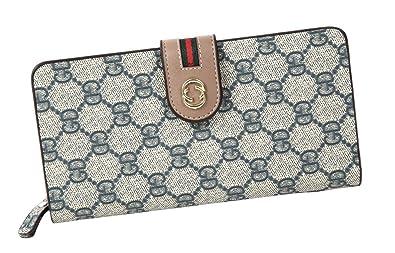 a7441325fb37 Amazon | 【LOUVE】 財布 レディース 長財布 大容量 (カード12枚収納 多 ...