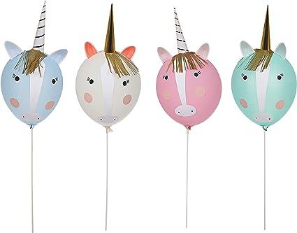 Great for Princess Party Ideas Unicorn Birthday Party Ideas or Kids Birthday Party DIY Kit Unicorn Tassel Garland