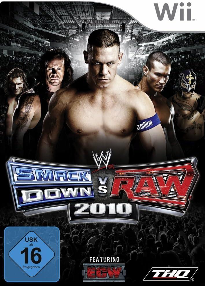 WWE Smackdown vs Raw 2010 [Software Pyramide] [Importación alemana]: Amazon.es: Videojuegos