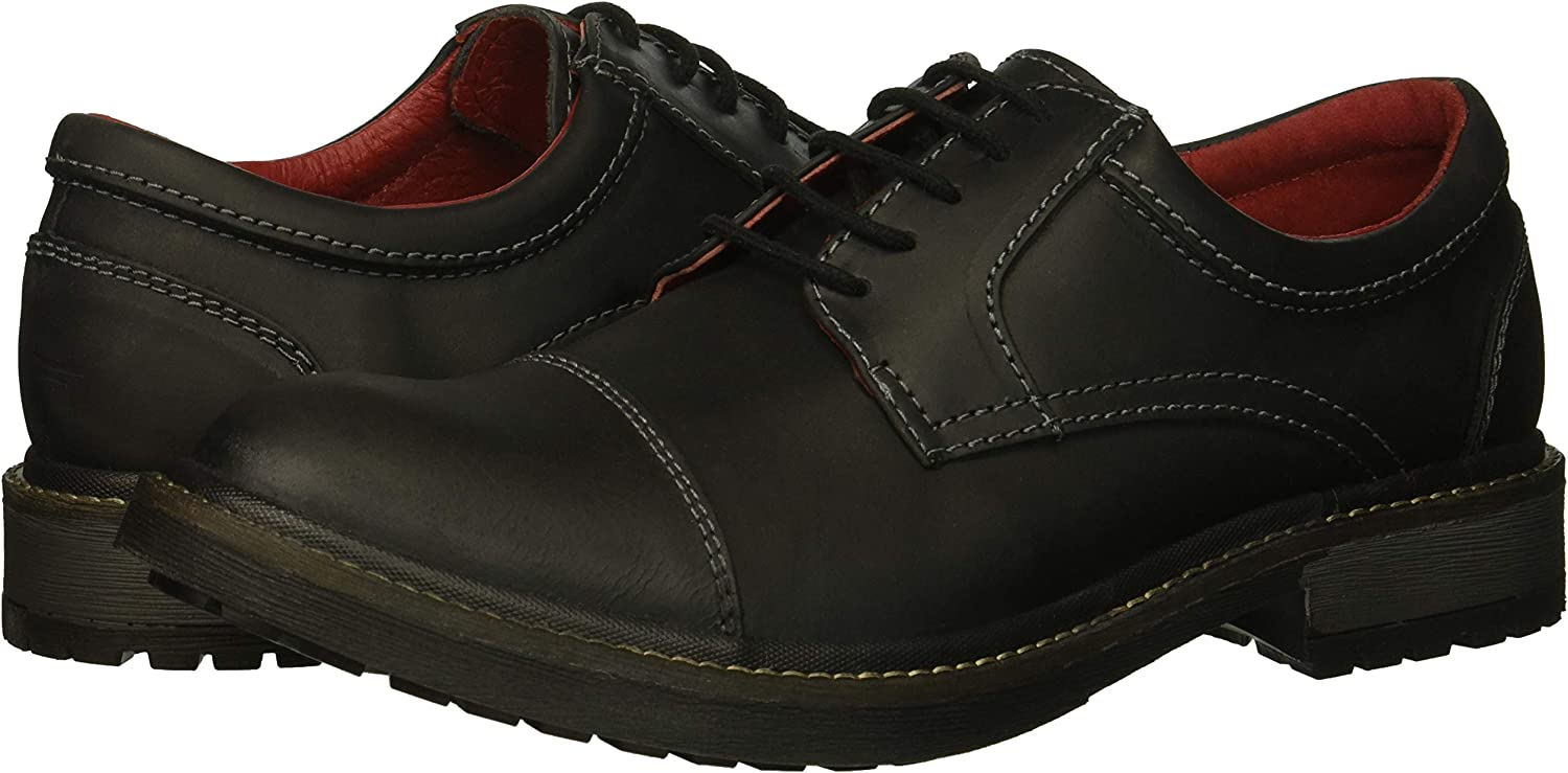 GBX Mens Parker Oxford