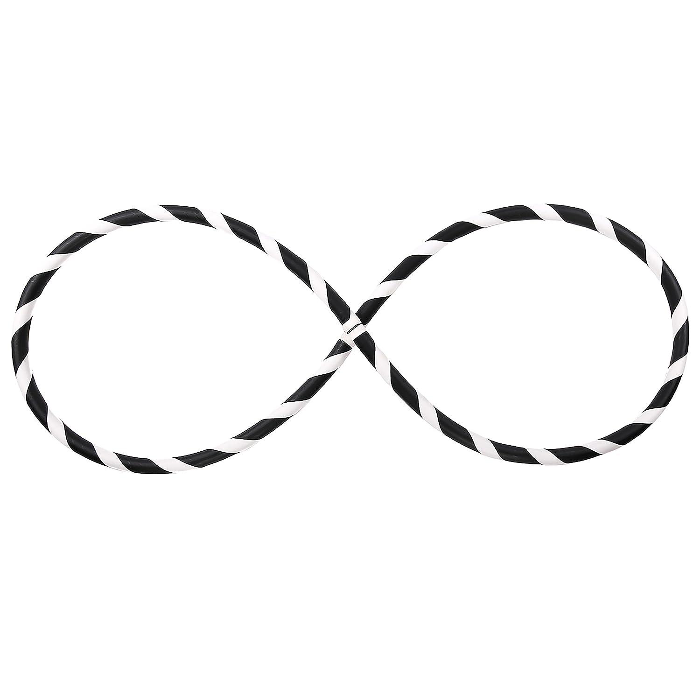 hoopomania Faltbarer Anf/änger Hula Hoop Reifen