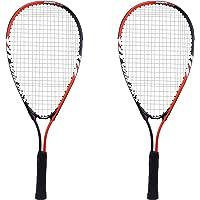 Raquettes deSquash Winmax avec 2 raquettes de squash et un étui de transport