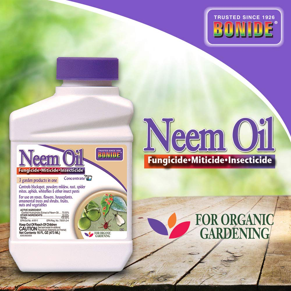 Neem Oil Concentrate, Insect Pesticide