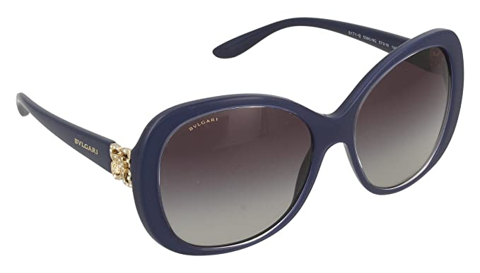 Bulgari 0BV8171B 53908G 57, Montures de Lunettes Femme, Bleu (Top Crystal  on Blue 0193d32a76f
