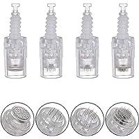 Microneedling naalden reservekoppen voor dermapen met bajonetpoort 9 tot nano, hoeveelheid: 1 stuk, types: 9 pinnen