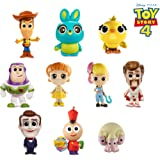 Toy Story 4 Mini Figure, 10 Pack