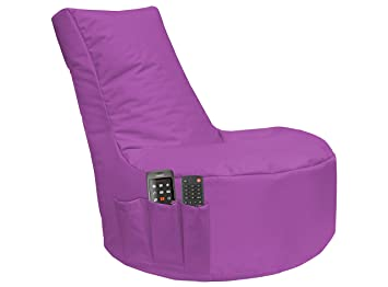 Sitzsack Gaming Chair Loung Mobel Sitzkissen Sessel Stuhl Pink Xxl