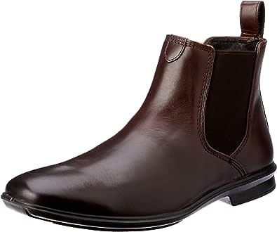 Hush Puppies Men's Chelsea Shoes, Mahogany EW