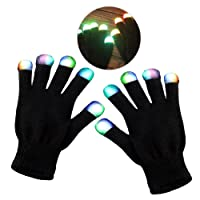 DMbaby LED Gloves for Kids - Best Gifts