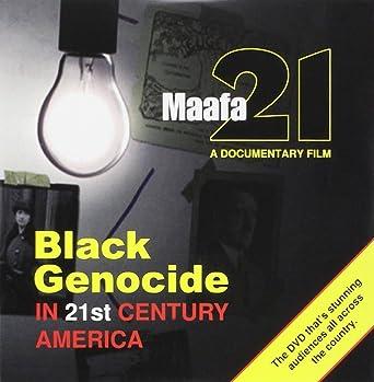 Black Genocide in 21st Century America - Movie Online