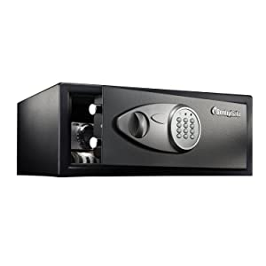 SentrySafe X075 Security Safe with Digital Keypad 0.78 Cubic Feet