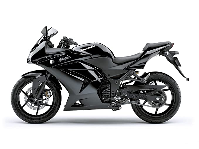 2008 - 2011 Ninja 250R izquierda carenado Original de ...
