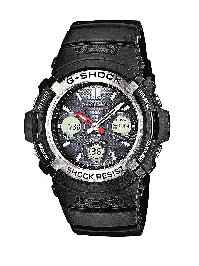 M100 Casio Pulsera Reloj 1aer Awg De UzMLqGpSV