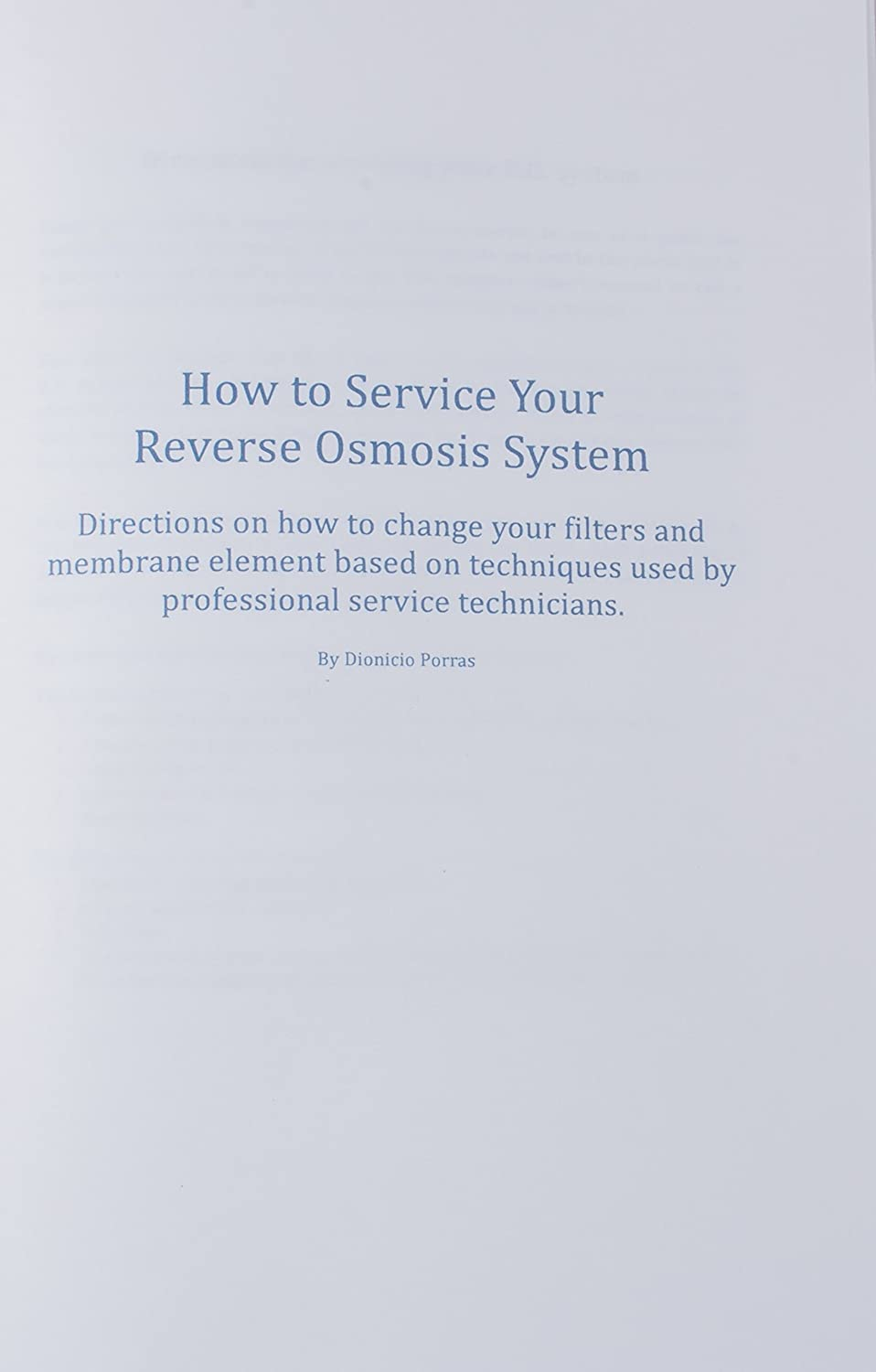 How To Change Reverse Osmosis Filters Amazoncom Ultima Vii Replacement Filter Pack Home Kitchen