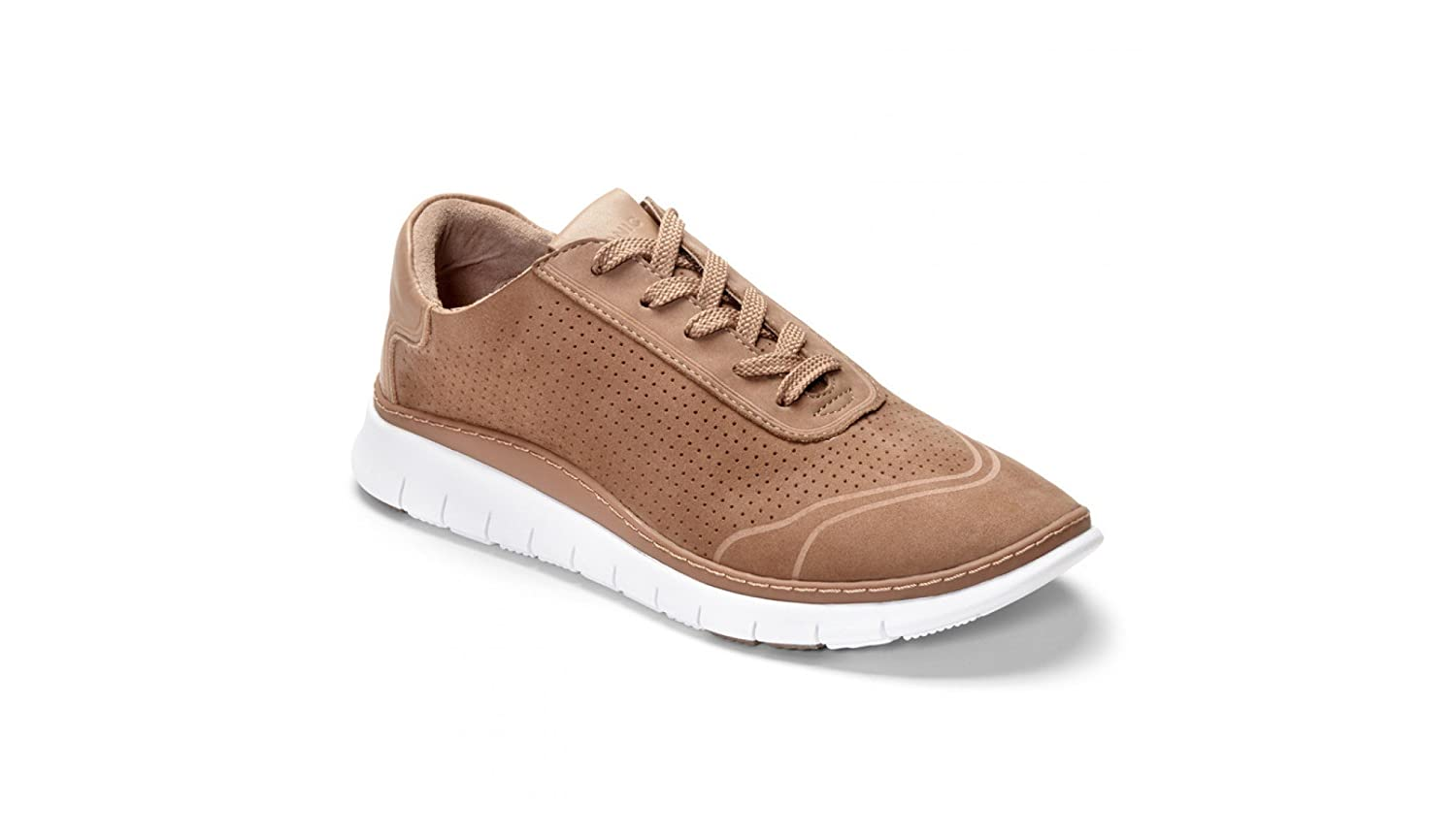 Womens Riley Casual Sneaker Sand 7 W Vionic