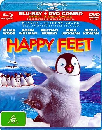 Happy Feet 2006 BluRay 480p Dual Audio In Hindi 300Mb