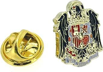 Gemelolandia - Pin de Solapa Águila de San Juan | Artículo Decorativo para Chaquetas Elegantes y Trajes | Condecoración | Pines Originales Para Regalar | Detalles Divertidos