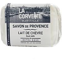 La Corvette Provence zeep van geitenmelk, 100 g