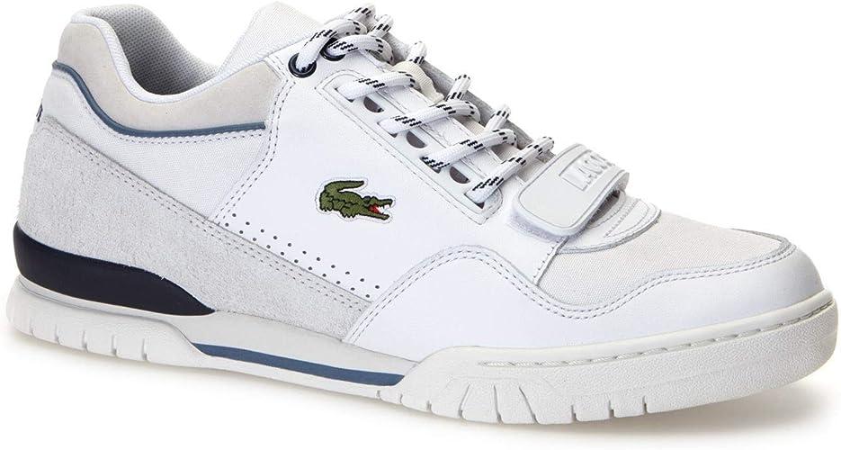 basket lacoste missouri blanche