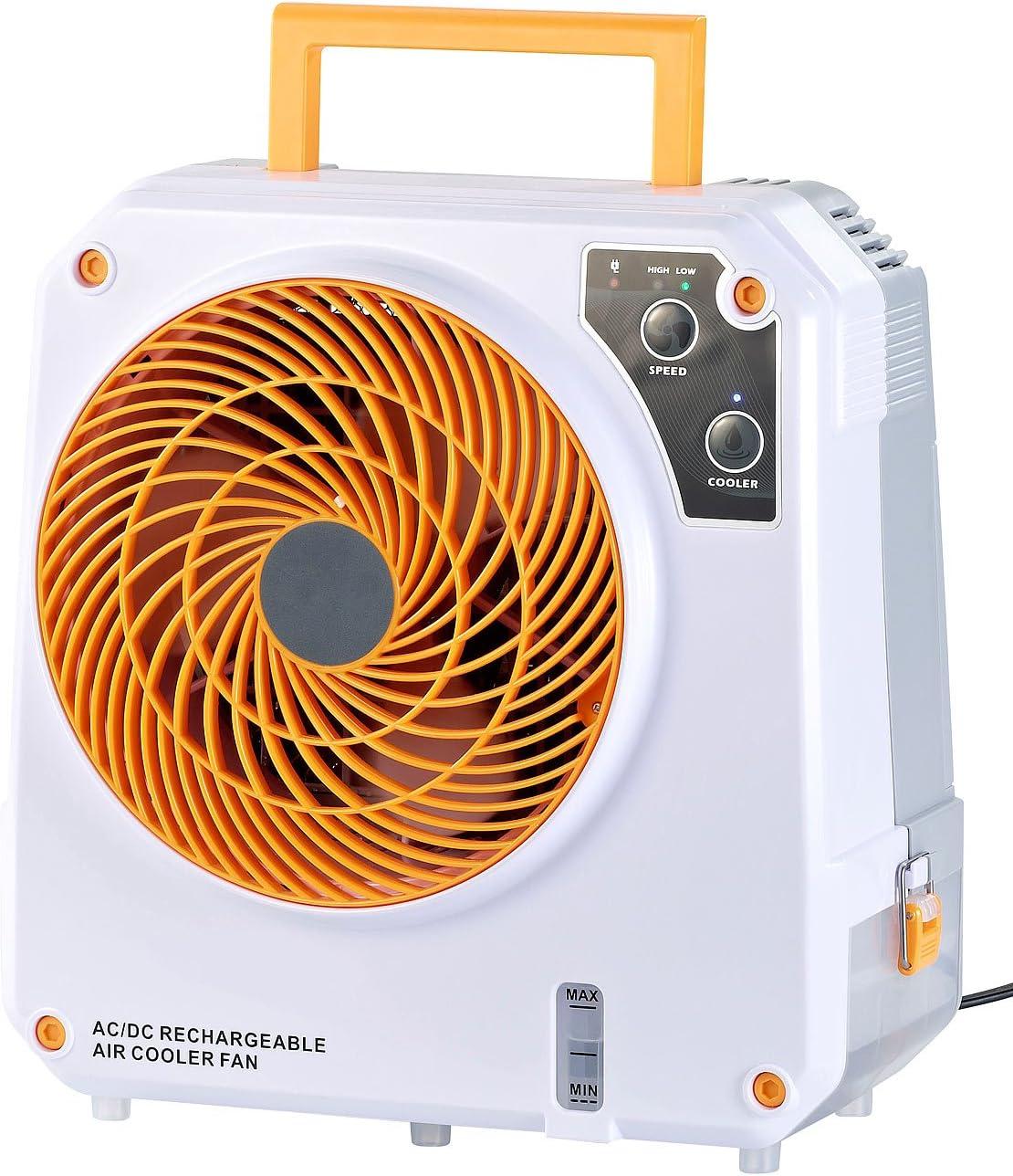 Mini Klimaanlage Lüfter kühle Luft unterwegs 12V