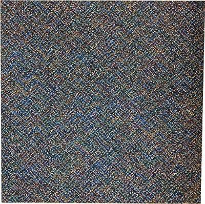 "Shaw Splish Carpet Tile-24""x 24""(12 Tiles/case, 48 sq. ft./case)"