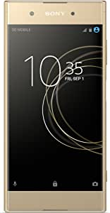 "Sony G3423 (Gold) Xperia XA1 Plus - Unlocked Smartphone - 5.5"", 32GB - Gold (US Warranty)"