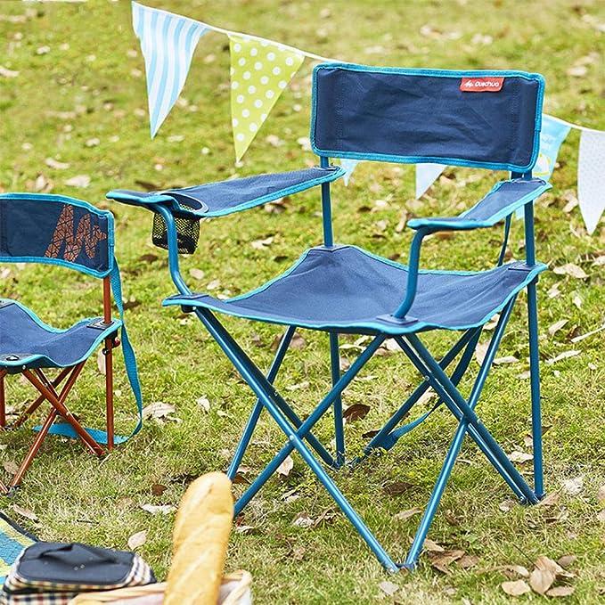 Silla De Camping Plegable para Caminatas, Silla De Camping ...