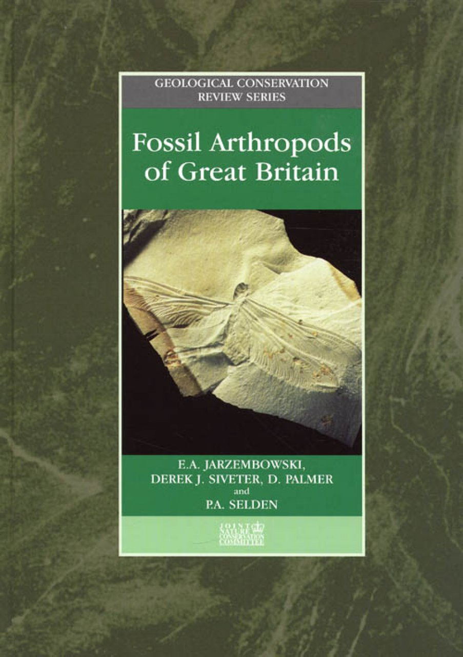 Fossil Arthropods of Great Britain (Geological Conservation Review Series) ePub fb2 book