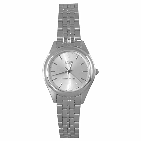 Casio General Ladies relojes Metal Fashion ltp-1129 a-7 a - WW: Amazon.es: Relojes