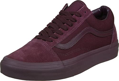 a341876703ea15 Vans Old Skool (Mono) Casual Shoes 13 Red