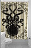 Sourpuss Kraken Up Shower Curtain