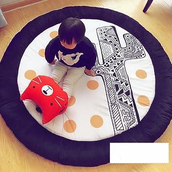 Amazon.de: Teppiche Bereich Rund children\'s zimmer volltonfarbe ...
