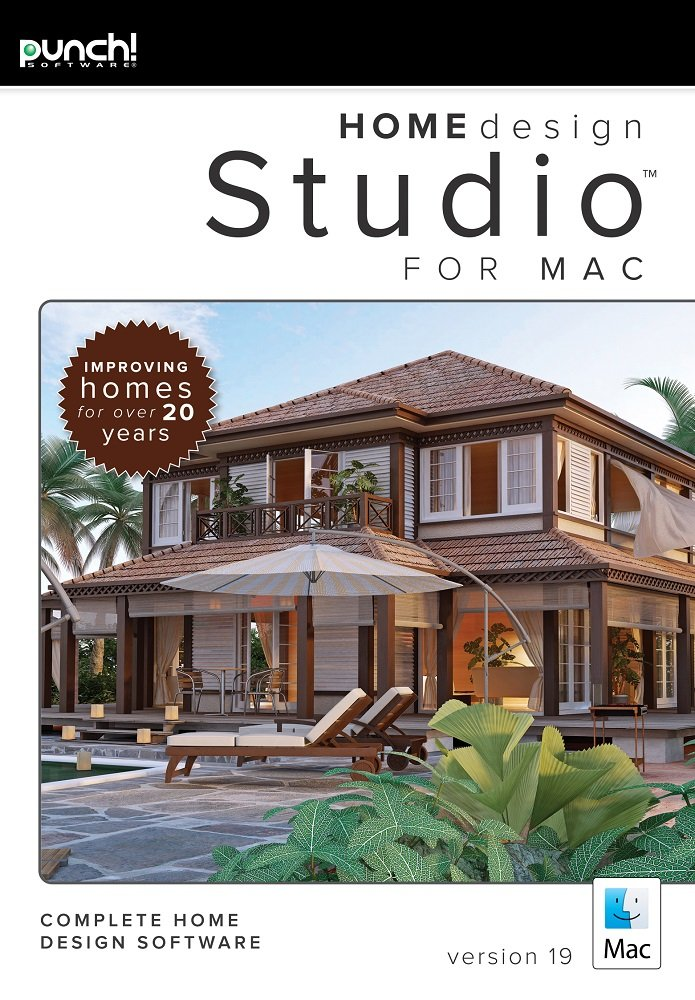 Punch! Home Design Studio for Mac v19 by Encore