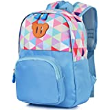 Vbiger Toddler Backpack Kids' Cartoon Carrying Bag Schoolbag