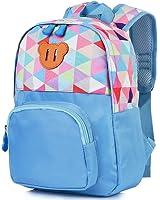 Vbiger Toddler Backpack Kids' Cartoon Carrying Bag Schoolbag