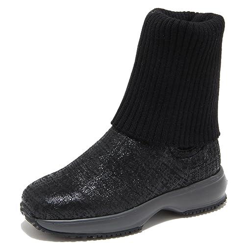 8506M HOGAN JUNIOR INTERACTIVE scarpe bimba stivale boots