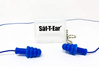 product image for Saf-T-Ear Standard Ear Plugs (reduce noise levels while preserving the clarity of speech and environmental sounds)